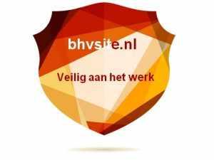 BHVsite schild logo ontwerp