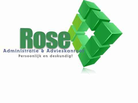 rose logo ontwerp